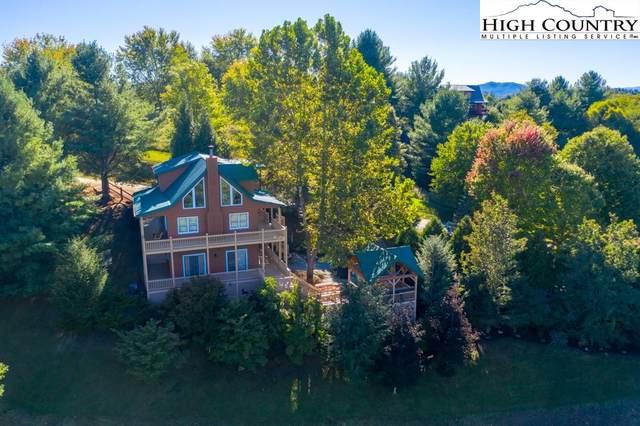 361 Deer Crossing Road, Piney Creek, NC 28663 (#233541) :: Mossy Oak Properties Land and Luxury