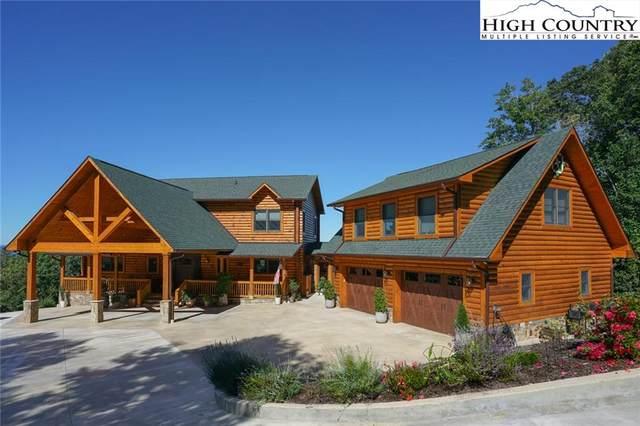 2170 Town N Country Drive, Wilkesboro, NC 28697 (#233607) :: Mossy Oak Properties Land and Luxury