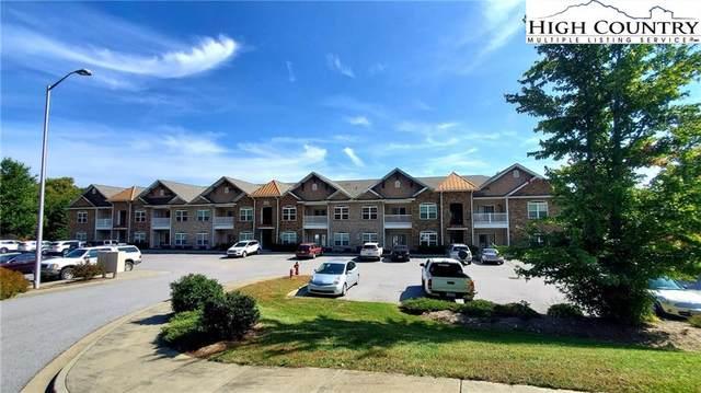 190 Eli Hartley Drive #110, Boone, NC 28607 (#233624) :: Mossy Oak Properties Land and Luxury
