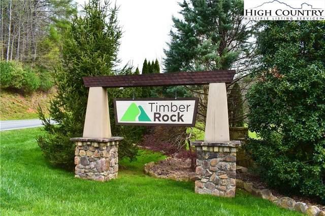 Lot 125 Timber Rock Drive, Lenoir, NC 28645 (#233659) :: Mossy Oak Properties Land and Luxury