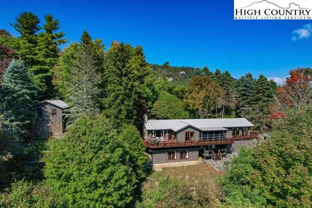 220 Covered Bridge, Banner Elk, NC 28604 (#233690) :: Mossy Oak Properties Land and Luxury
