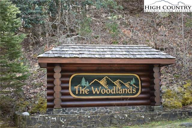 #13 Woodland Ridge, Lansing, NC 28643 (#233720) :: Mossy Oak Properties Land and Luxury