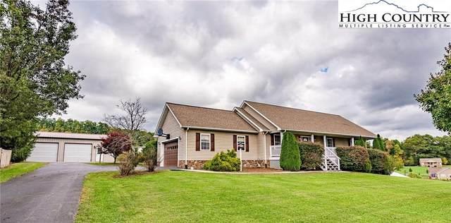 1208 Big Flatts Church Road, Fleetwood, NC 28626 (#233802) :: Mossy Oak Properties Land and Luxury