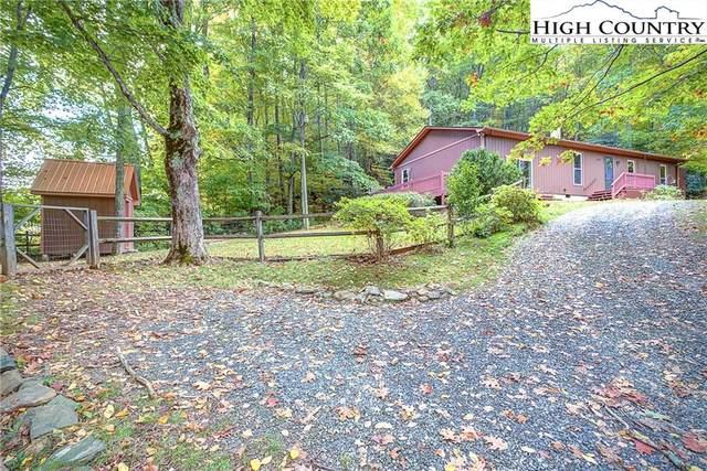 1354 Longhope Road, Todd, NC 28684 (#233870) :: Mossy Oak Properties Land and Luxury