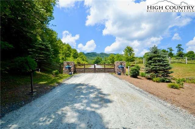 6 Great Sky Road, Todd, NC 28684 (#233911) :: Mossy Oak Properties Land and Luxury