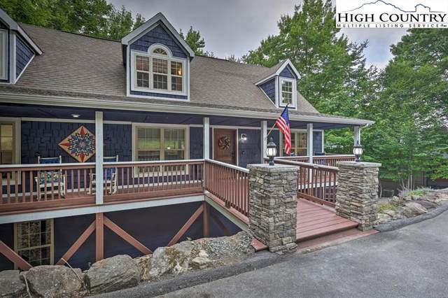 115 Saint Andrews Road, Beech Mountain, NC 28604 (#233979) :: Mossy Oak Properties Land and Luxury