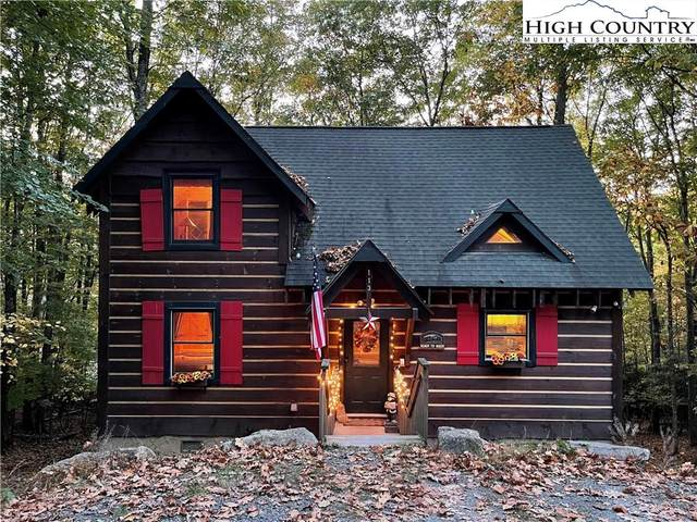113 Teaberry Trail, Beech Mountain, NC 28604 (#234053) :: Mossy Oak Properties Land and Luxury