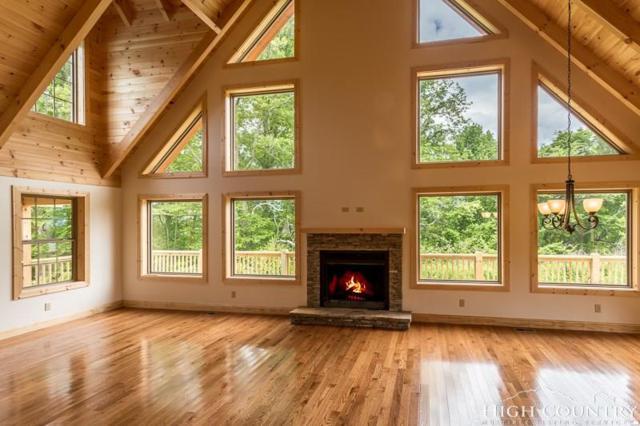 646 Valle Meadows Trail, Sugar Grove, NC 28679 (MLS #195765) :: Keller Williams Realty - Exurbia Real Estate Group