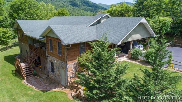 285 Blue Buck Road, Todd, NC 28684 (MLS #201648) :: Keller Williams Realty - Exurbia Real Estate Group