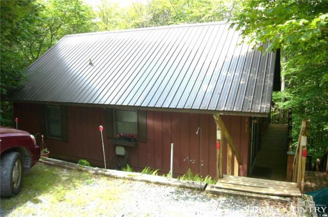 161 Hornbeam Road, Beech Mountain, NC 28604 (MLS #201812) :: Keller Williams Realty - Exurbia Real Estate Group
