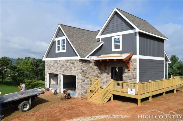 433 Critcher Meadows Drive, Boone, NC 28607 (MLS #202722) :: Keller Williams Realty - Exurbia Real Estate Group