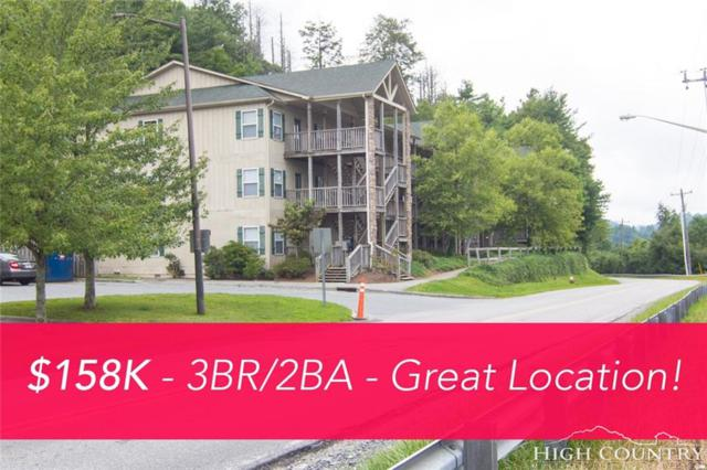 800 Meadowview Drive #1, Boone, NC 28607 (MLS #203312) :: Keller Williams Realty - Exurbia Real Estate Group