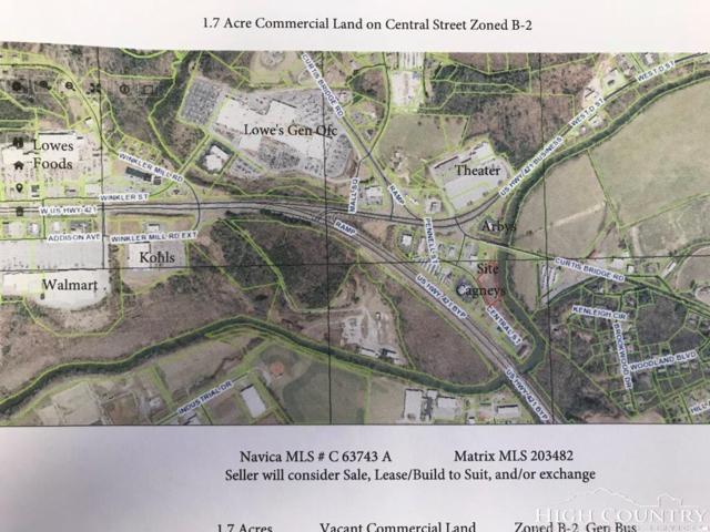 1201 Central Street, Wilkesboro, NC 28697 (#203482) :: Mossy Oak Properties Land and Luxury