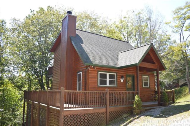 64 Cozy Cabin Circle, Piney Creek, NC 28663 (MLS #203558) :: Keller Williams Realty - Exurbia Real Estate Group