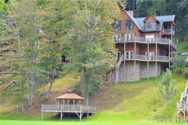 23 Water View Ln. Lane, Piney Creek, NC 28663 (MLS #203586) :: Keller Williams Realty - Exurbia Real Estate Group