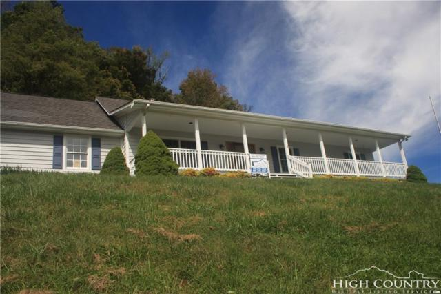 230 Peaceful Acres, Todd, NC 28684 (MLS #203785) :: Keller Williams Realty - Exurbia Real Estate Group