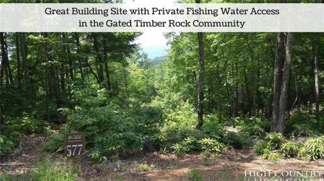 Lot 577 Terra Vista, Lenoir, NC 28645 (MLS #203914) :: Keller Williams Realty - Exurbia Real Estate Group