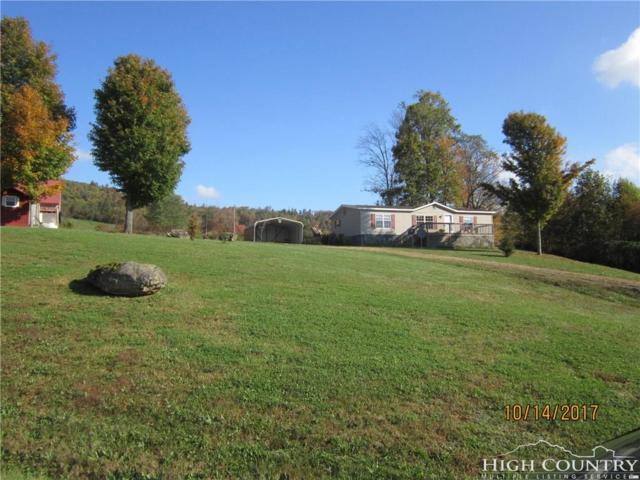 356 Laurel Knob Road, Todd, NC 28684 (MLS #204061) :: Keller Williams Realty - Exurbia Real Estate Group