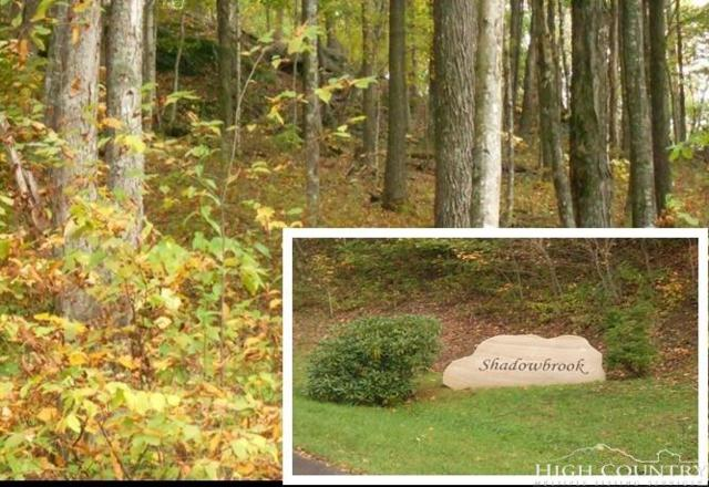 Lot 9 Shadow Brook Drive, West Jefferson, NC 28694 (MLS #204131) :: Keller Williams Realty - Exurbia Real Estate Group