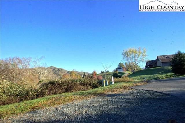 Lot 16 Mast Farm Ridge, Sugar Grove, NC 28679 (MLS #204237) :: RE/MAX Impact Realty