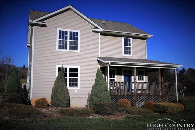 285 Church Meadows Court, Fleetwood, NC 28626 (MLS #204455) :: Keller Williams Realty - Exurbia Real Estate Group
