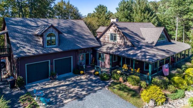909 Daisy Ridge Road, Banner Elk, NC 28604 (MLS #204505) :: Keller Williams Realty - Exurbia Real Estate Group