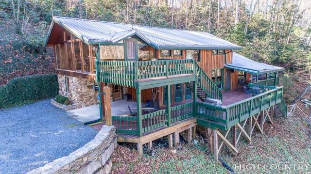 529 Auborn Trivette Road, Sugar Grove, NC 28679 (MLS #204737) :: Keller Williams Realty - Exurbia Real Estate Group