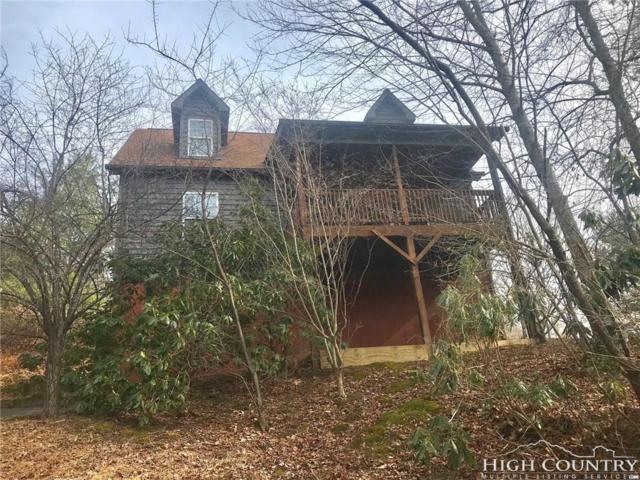 3449 Wildcat Road, Deep Gap, NC 28618 (MLS #204931) :: Keller Williams Realty - Exurbia Real Estate Group