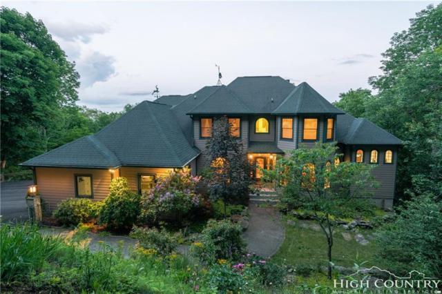 614 Twin Ponds Road, Banner Elk, NC 28604 (MLS #205080) :: Keller Williams Realty - Exurbia Real Estate Group