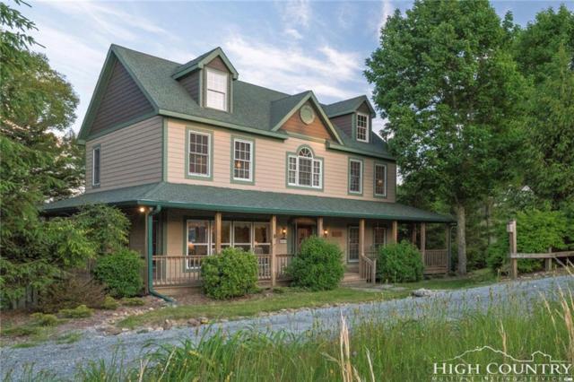 401 Twin Ponds Road, Banner Elk, NC 28604 (MLS #205094) :: Keller Williams Realty - Exurbia Real Estate Group