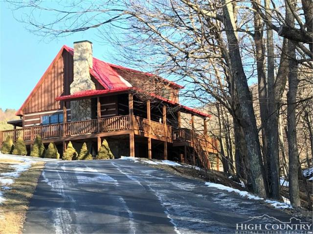 1108 Buck Mountain Road, West Jefferson, NC 28694 (MLS #205159) :: Keller Williams Realty - Exurbia Real Estate Group