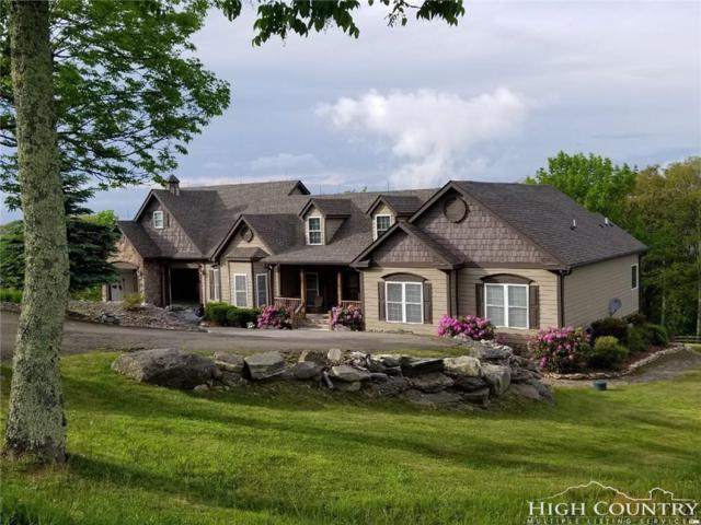 361 Twin Ponds Road, Banner Elk, NC 28604 (MLS #205318) :: Keller Williams Realty - Exurbia Real Estate Group