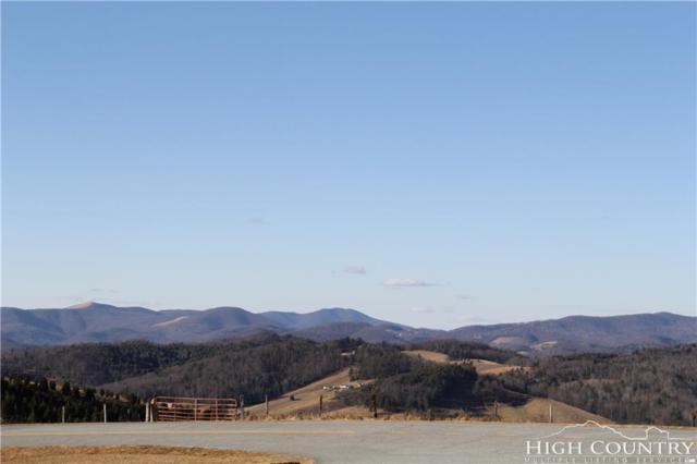 TBD Cedar Road, Fleetwood, NC 28626 (MLS #205320) :: Keller Williams Realty - Exurbia Real Estate Group