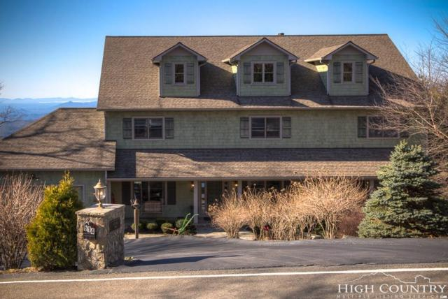 614 Oak Ridge Drive, Boone, NC 28607 (MLS #205333) :: Keller Williams Realty - Exurbia Real Estate Group