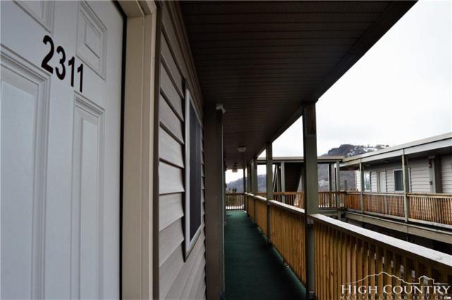 301 Pinnacle Inn Road #2311, Beech Mountain, NC 28604 (MLS #205362) :: Keller Williams Realty - Exurbia Real Estate Group