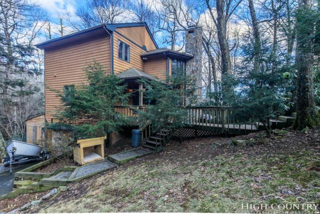 310 Shady Bark Lane, Boone, NC 28607 (MLS #205501) :: Keller Williams Realty - Exurbia Real Estate Group