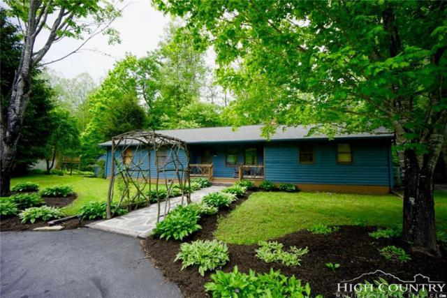 304 Covered Bridge Lane, Banner Elk, NC 28604 (MLS #205505) :: Keller Williams Realty - Exurbia Real Estate Group