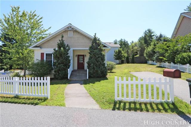 256 Somerset Drive, Boone, NC 28607 (MLS #205565) :: Keller Williams Realty - Exurbia Real Estate Group