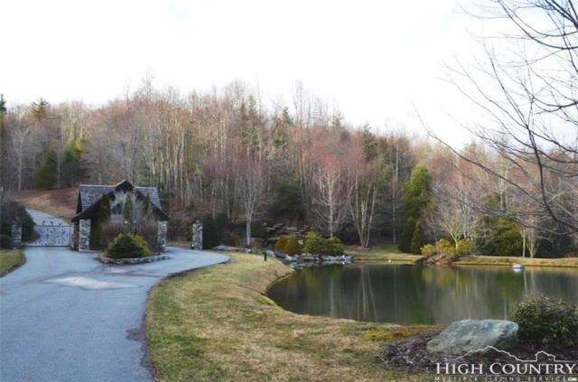 Lot 19 Boulder Creek Drive Drive, Boone, NC 28607 (MLS #205602) :: Keller Williams Realty - Exurbia Real Estate Group