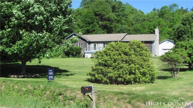 2294 George Hayes Road, Boone, NC 28607 (MLS #206794) :: Keller Williams Realty - Exurbia Real Estate Group