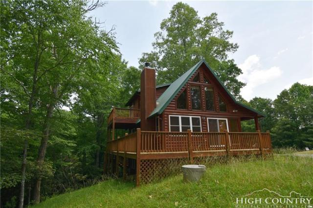 90 Tranquility Lane, Piney Creek, NC 28663 (MLS #207103) :: Keller Williams Realty - Exurbia Real Estate Group