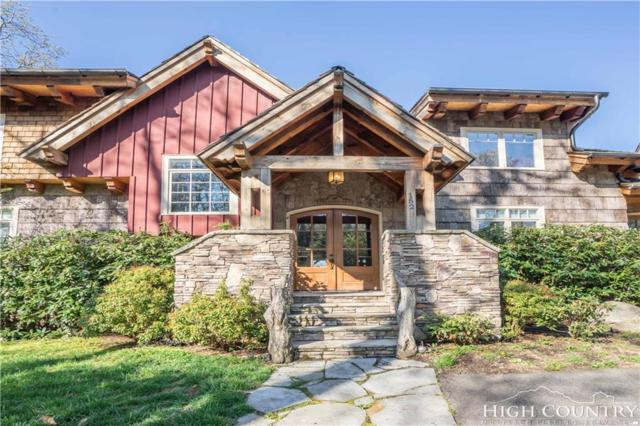152 E Stone Drive, Blowing Rock, NC 28605 (MLS #207449) :: Keller Williams Realty - Exurbia Real Estate Group