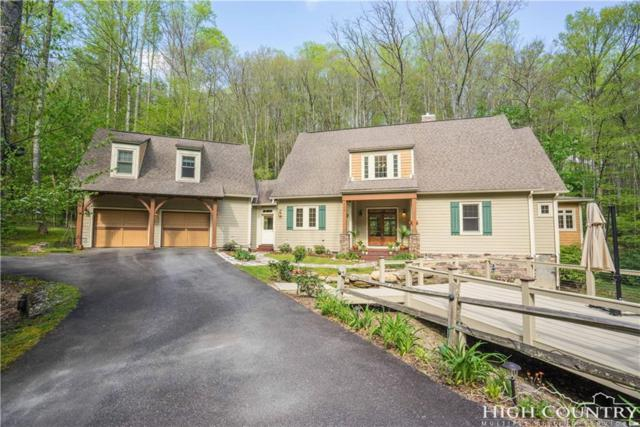 468 Twin Rivers Drive, Boone, NC 28607 (MLS #207461) :: Keller Williams Realty - Exurbia Real Estate Group