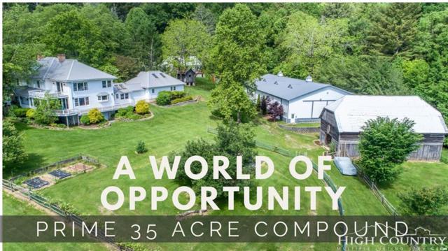 1552-1582 Broadstone Road, Banner Elk, NC 28604 (MLS #207579) :: Keller Williams Realty - Exurbia Real Estate Group