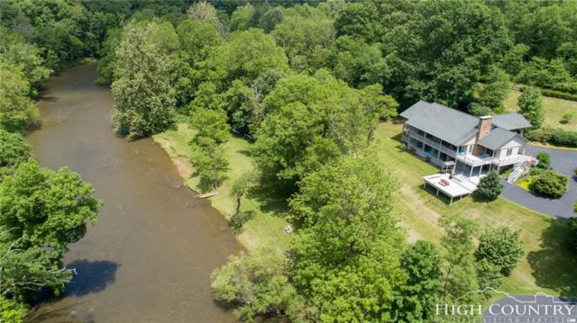 501 Riverwind Drive, Lansing, NC 28643 (MLS #207841) :: Keller Williams Realty - Exurbia Real Estate Group