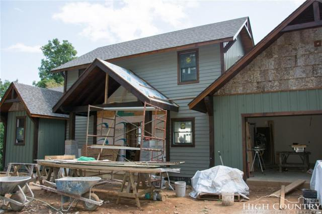 315 Elk Crossing Drive, Todd, NC 28684 (MLS #208177) :: Keller Williams Realty - Exurbia Real Estate Group