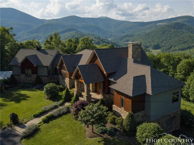 881 Grace Mountain Road, Todd, NC 28684 (MLS #208248) :: RE/MAX Impact Realty
