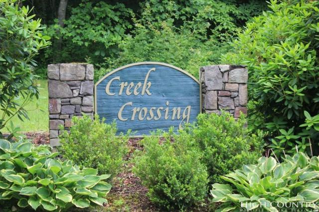 TBD Creek Crossing Road, Todd, NC 28684 (MLS #208409) :: Keller Williams Realty - Exurbia Real Estate Group