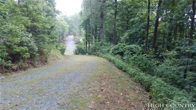 Lot 18 O'conner Lane, Boone, NC 28607 (MLS #208564) :: RE/MAX Impact Realty