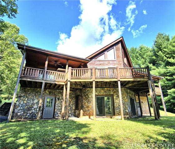 156 Rivers Edge Access Road, West Jefferson, NC 28640 (MLS #208793) :: Keller Williams Realty - Exurbia Real Estate Group
